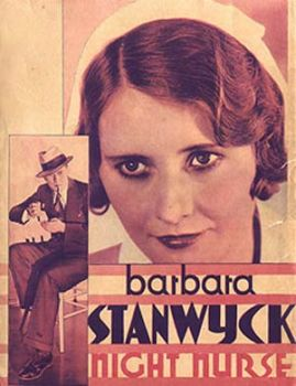 night-nurse-posterbarbara-stanwyck