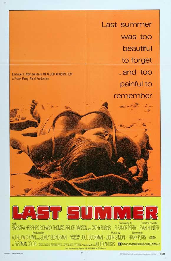 Last Summer -poster