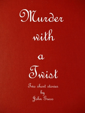 Murder with a Twist Book Cover Final